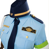 Fate Extella Link Tamamo no Mae Uniforme Policier Cosplay Costume