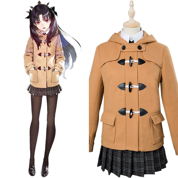 Fate Grand Order Ishtar Costume D'hiver Cosplay Costume