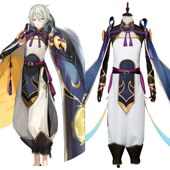 Fate Grand Order Lanling Wang Cosplay Costume