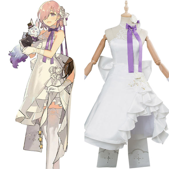 Fate Grand Order Matthew Kyrielight Concert Robe Cosplay Costume