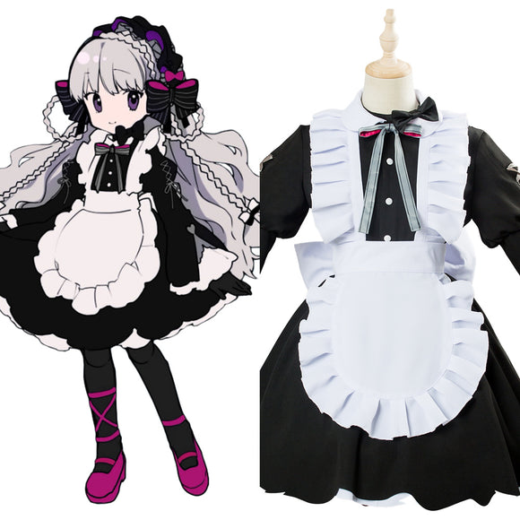 Fate Grand Order Nursery Rhyme Saint Valentine Cosplay Costume