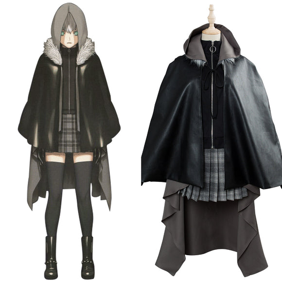 Fate Lord El-Melloi II-sei no jiken-bo Gray Cosplay Costume