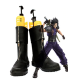 Final Fantasy VII 7 Zack Fair Cosplay Chaussures