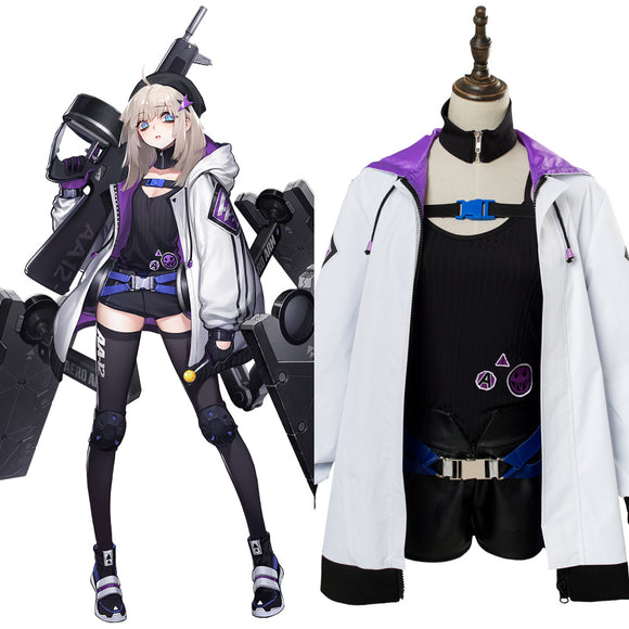 Girls' Frontline AA-12 AA12 Cosplay Costume