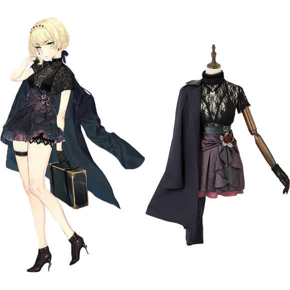 Girls' Frontline Welrod MkII Cosplay Costume