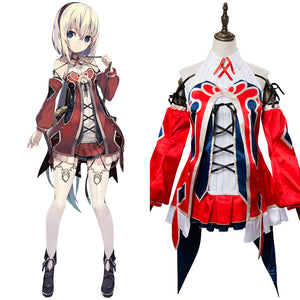 Grimms Notes Reina Cosplay Costume