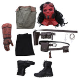 Hellboy 2019 Film Hellboy Cosplay Costume