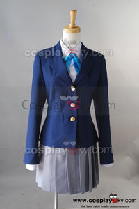 K-On! Uniforme Scolaire pour Fille Cosplay Costume Version  B