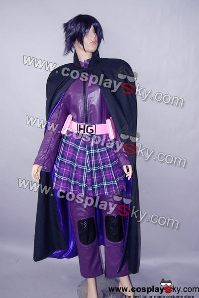 Kick-Ass Hit Girl Uniforme Cosplay  Costume