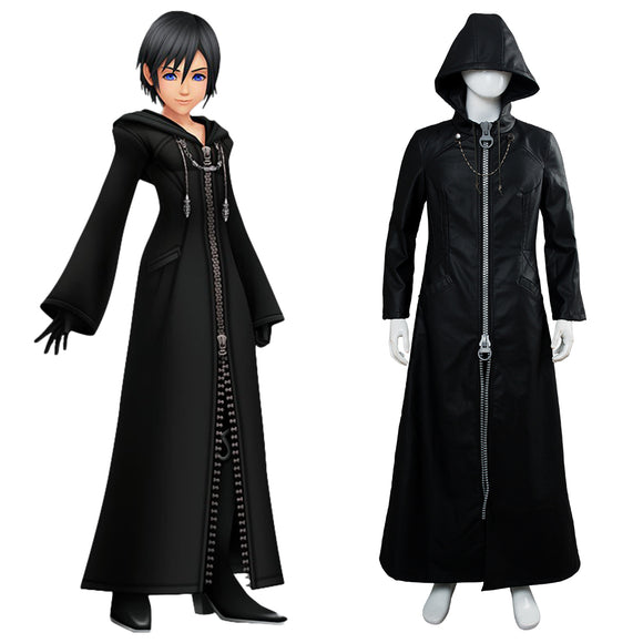 Kingdom Hearts III Uniforme Officier Cosplay Costume