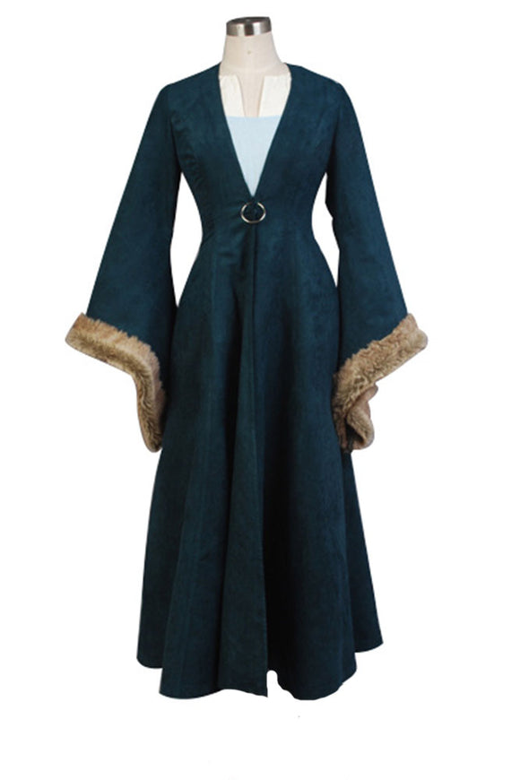 Le Trône de fer Catelyn Stark Cosplay Costume