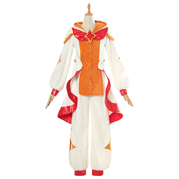 League of Legends LOL Miss Fortune Pyjama Cosplay Costume