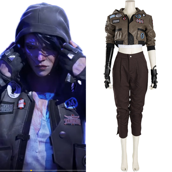 TV Love, Death and Robots Sonnie Cosplay Costume