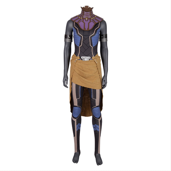 Marvel Black Panther Wakanda Pricesse Shuri Cosplay Costume