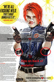 My Chemical Romance Na Na Na Veste Cosplay Costume