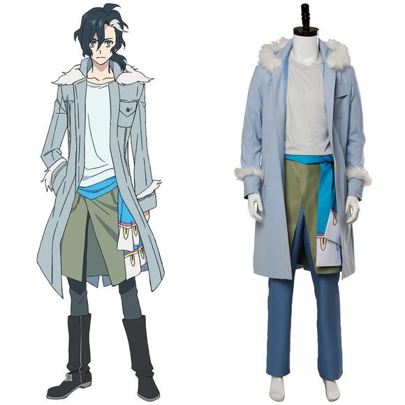Sirius the Jaeger Yuliy Cosplay Costume