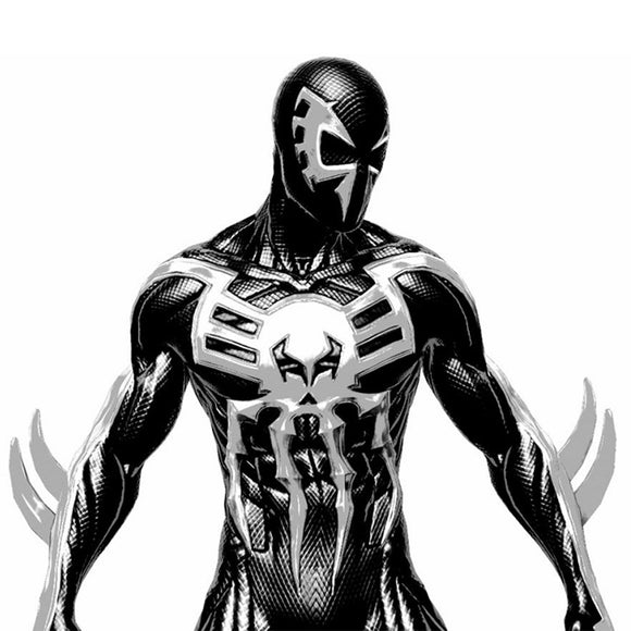 Spider-Man 2099 Spiderman Ultimate Spider-Man Black Spiderman Cosplay Costume