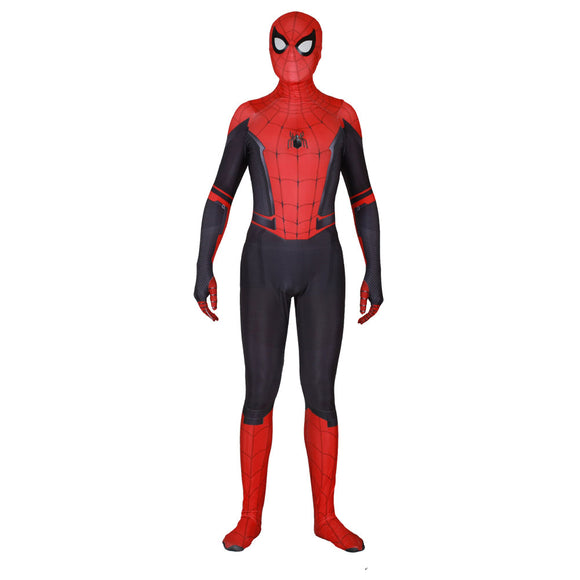 Spider-Man Far From Home Spiderman Peter Parker Cosplay Costume