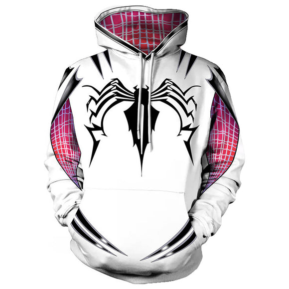 Spider-Man Into the Spider-Verse Gwen Sweat-Shirt