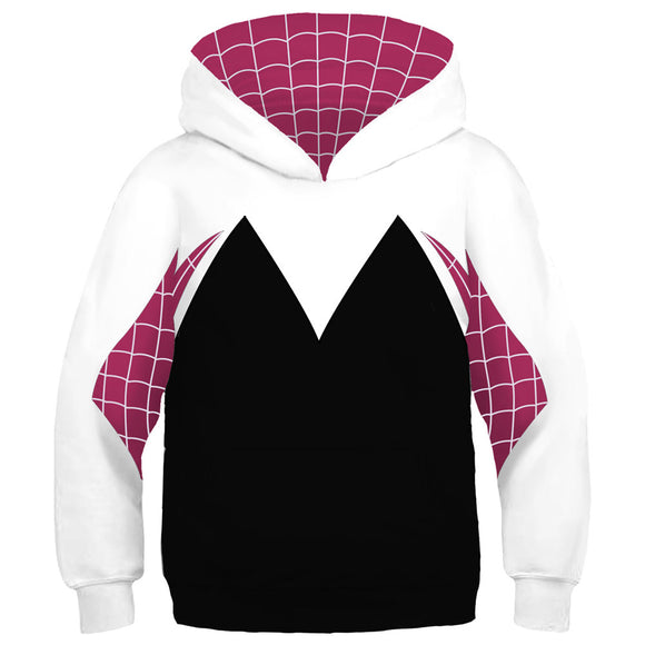 Spider-Man Into the Spider-Verse Gwen Sweat-shirt Enfant