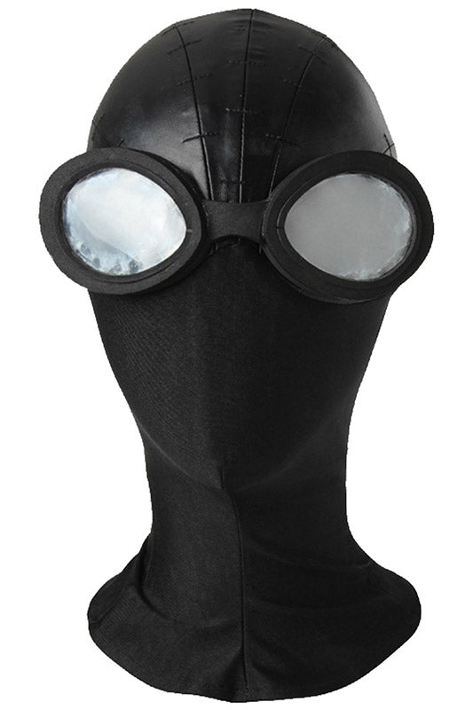 Spider-Man Into the Spider-Verse Spider-Man Noir Cosplay Masque