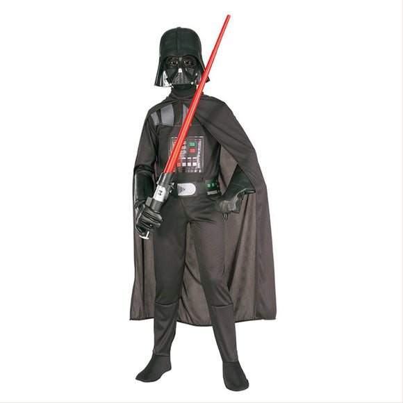 Star Wars Darth Vader Dark Vador Halloween Déguisement Enfant Cosplay Costume
