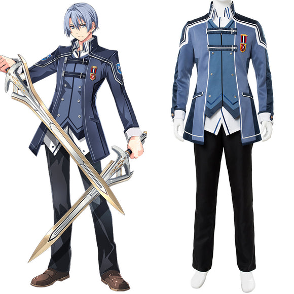 The Legend of Heroes Trails of Cold Steel Kurt Vander Cosplay Costume