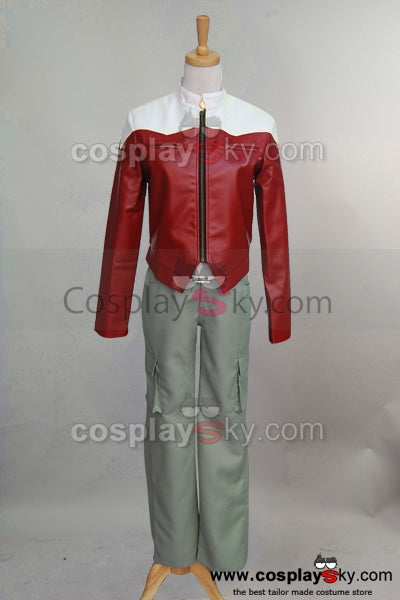 Tiger & Bunny Barnaby Brooks Jr. Cosplay Costume