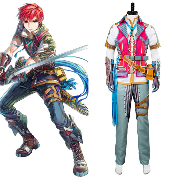 Ys VIII: Lacrimosa of Dana Adol Christin Cosplay Costume