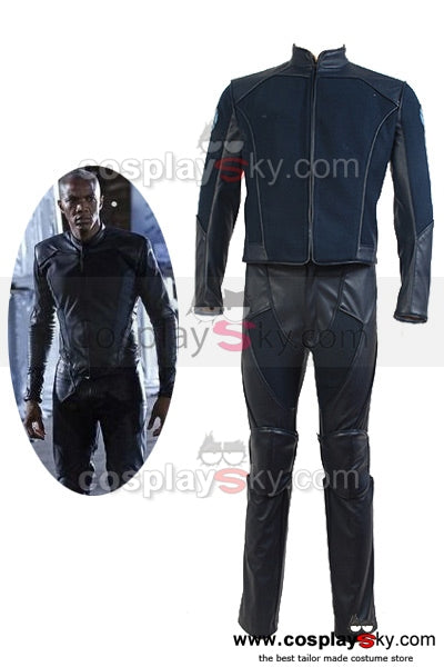 Agents of S.H.I.E.L.D. Mike Peterson Uniforme  Cosplay Costume