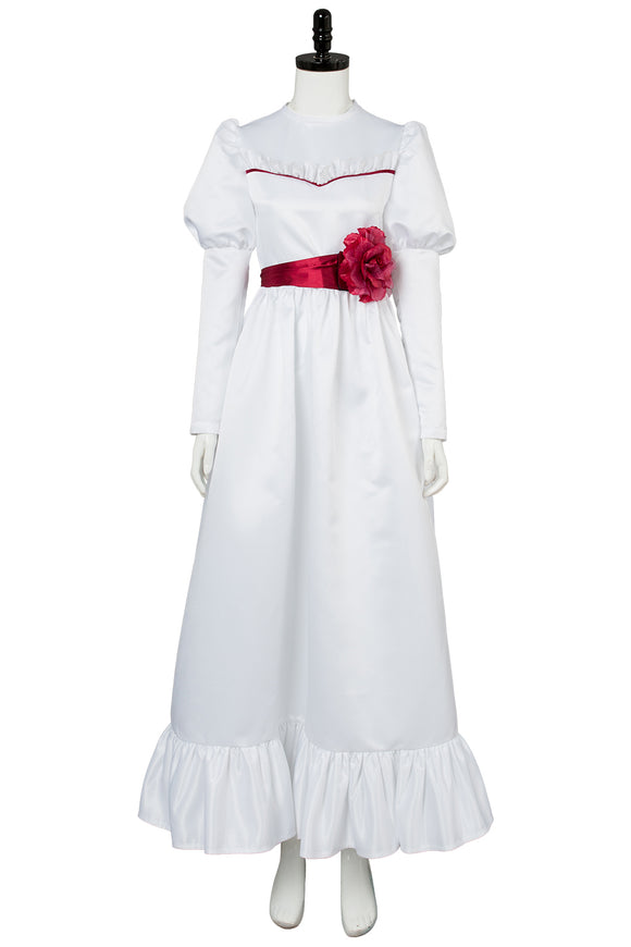 Annabelle Costume Halloween Déguisement Annabelle Cosplay Costume