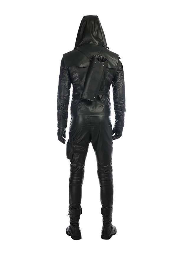 Arrow 5 Adrian Chase Prometheus Cosplay Costume