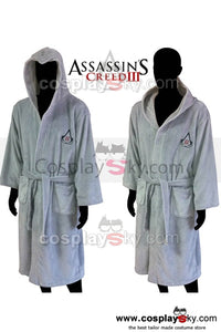 Assassin's Creed Robe de Bain Grise