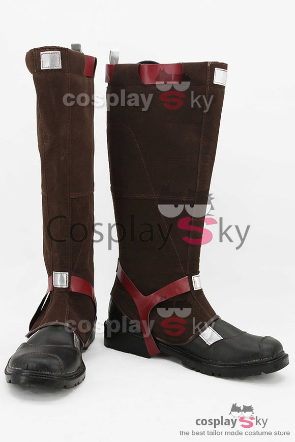 Avengers : L'Ère d'Ultron Captain America Steve Rogers Bottes Cosplay chaussures