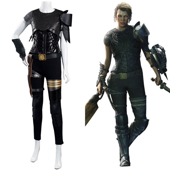 2020 Monster Hunter Artemis Cosplay Costume