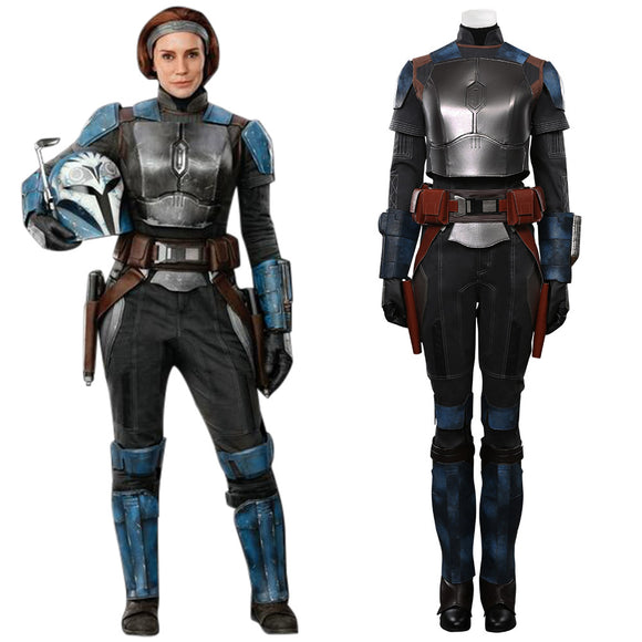The Mandalorian S2 Bo-Katan Kryze Cosplay Costume