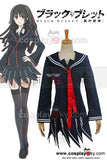 Black Bullet Kisara Tendō  Costume Cosplay