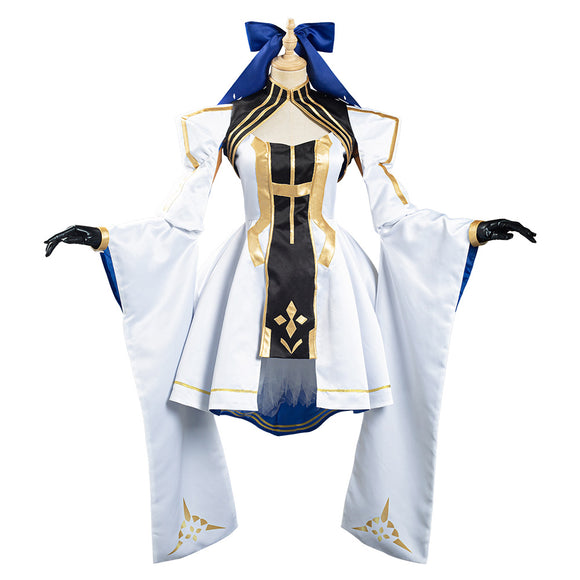 Fate/Grand Order FGO Altria Pendragon Cosplay Costume