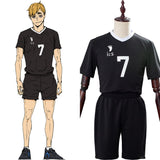 Haikyuu 4 To the Top Atsumu Miya Cosplay Costume