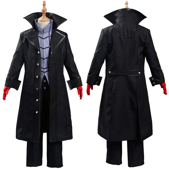 Persona 5 Joker Costume Enfant Cosplay Costume
