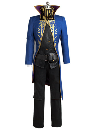 Dishonored ⅡEmily Drexel Lela Kaldwin Cosplay Costume