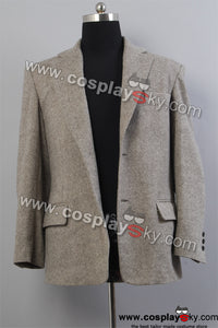 Doctor Who Matt Smith Dr 11e  Manteau Cosplay Costume
