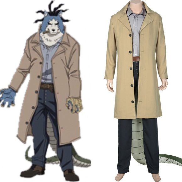 Boku no Hero Academia BNHA Heroes:Rising Villain Chimera Cosplay Costume