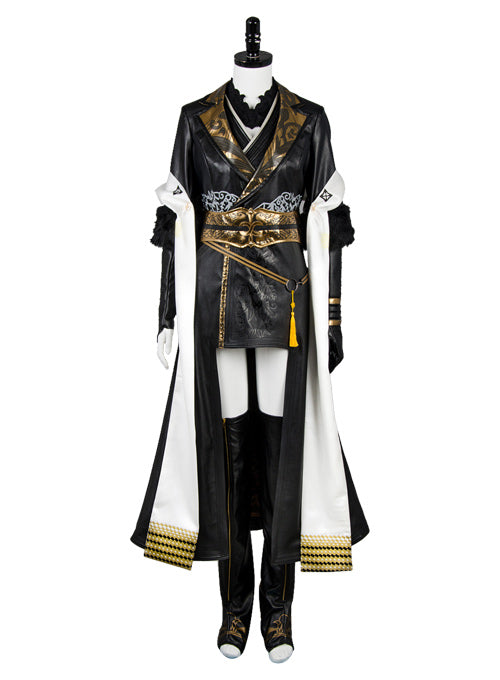 Final Fantasy XV FF15 Gentiana Cosplay Costume