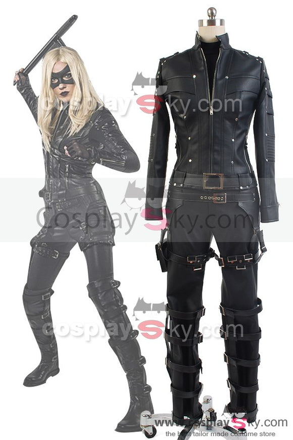Green Arrow Season 3 Laurel Lance Cosplay Costume