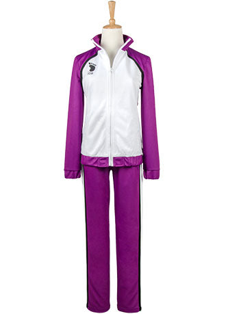 Haikyu Shiratorizawa Uniforme Scolaire Cosplay Costume