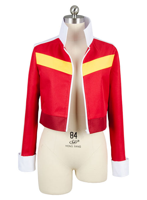 Voltron:Legendary Defender of the Universe Keith Akira Kogane Cosplay Costume