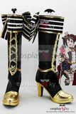 Love Live! SR Nico Yazawa Servante Botte Cosplay Chaussures