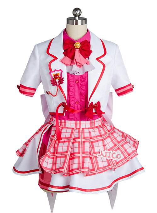 Love Live! Niko Nico Yazawa After School Activity Robe Cosplay Costume