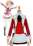 LoveLive! Idole Scolaire Projet Rin Hoshizora Uniforme Cosplay Costume